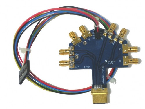 [HDMI-AP03AR] HDMI Type A Probe Adapter Fixture