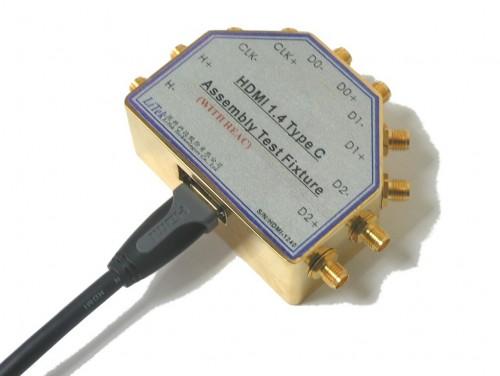 [HDMI-CR01A] HDMI1.4 Type C Receptacle Fixture