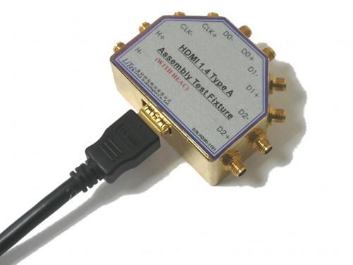 [HDMI-AR01A] HDMI1.4 Type A Receptacle Fixture
