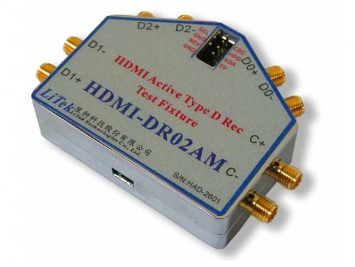 [HDMI-DR02AM] HDMI1.4 Active Type D Receptacle Fixture