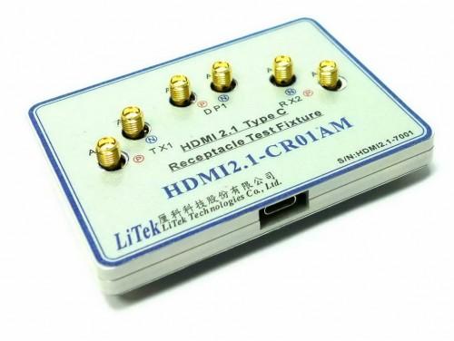 [HDMI2.1-CR01AM] HDMI2.1 type C Rec Fixture