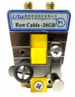 [LT-100R-20GD] 20G Raw Cable Fixture