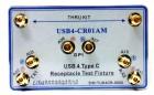 USB4 Receptacle Fixture